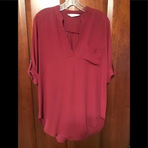 New Lush Tunic Blouse